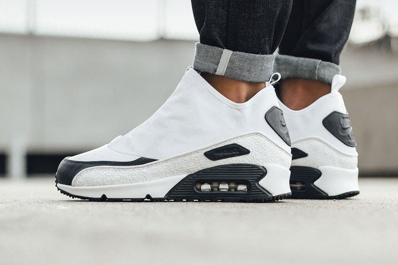Nike Air Max 90 Utility WhiteBlack Available Now | Nice