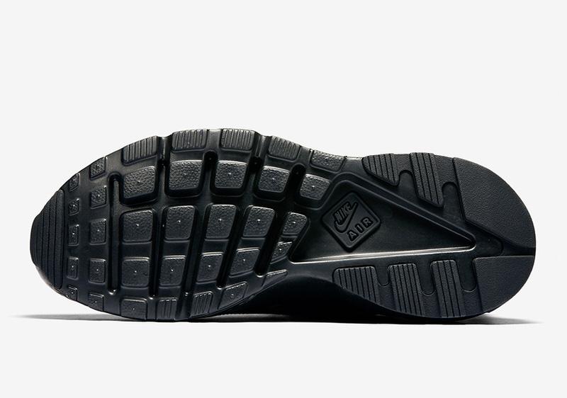 """Nike Air Huarache Ultra PRM SE """"Triple Black"""""""
