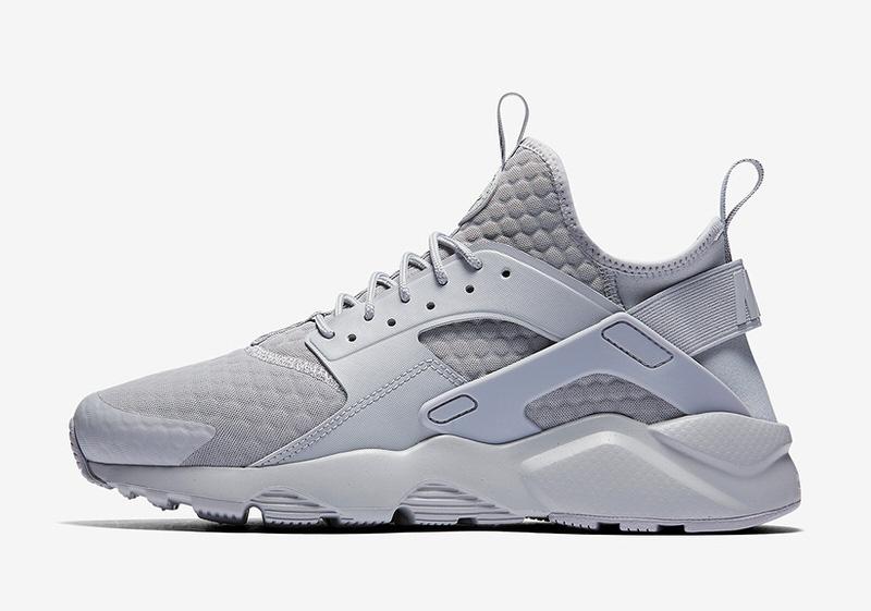 "Nike Air Huarache Ultra PRM SE ""Wolf Grey"""