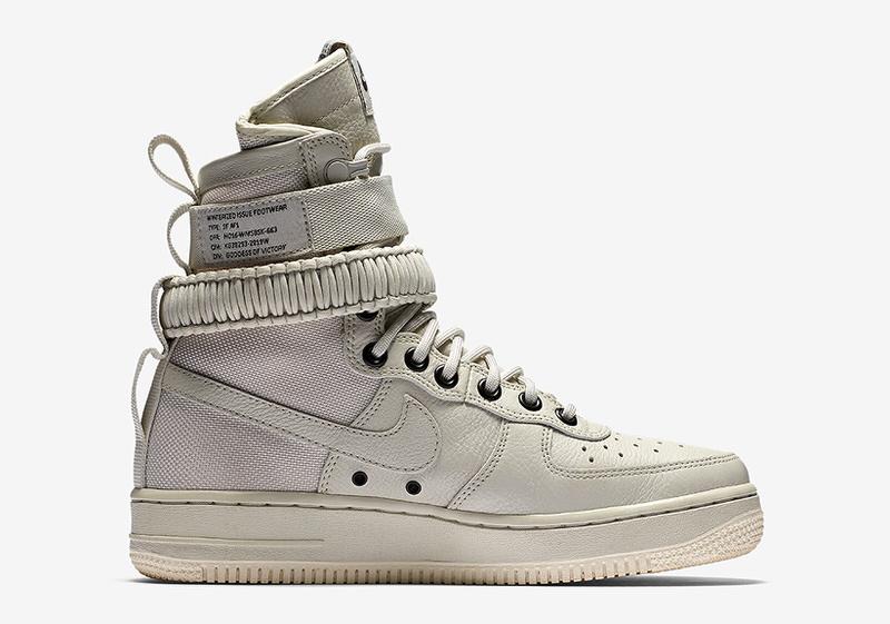 Nike WMNS SF-AF1 White