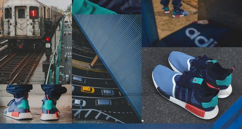Packer Shoes x adidas NMD R1 Primeknit