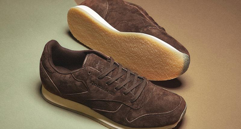 Reebok Classic Leather 'Crepe Sole'