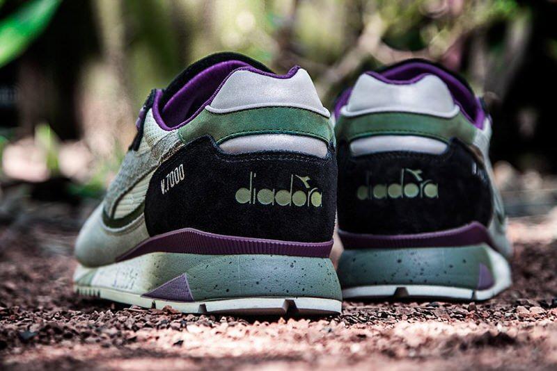 """Sneaker Freaker x Diadora V7000 """"Taipan"""""""