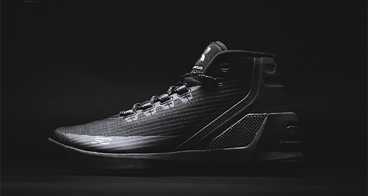 Baldwin Hills Crenshaw ::: Kid's Curry 3 Basketball Sneakers ::: Shiekh