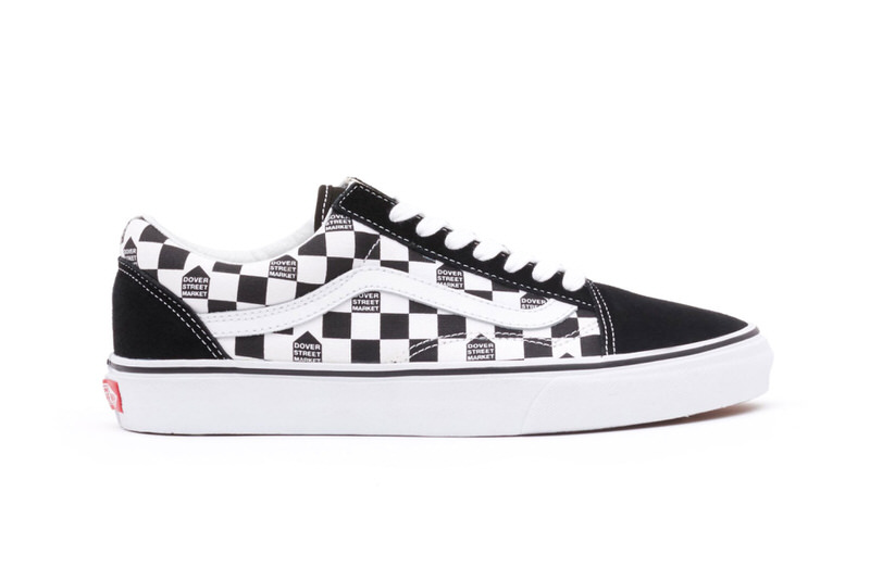 Dover Street Market x Vans Classics Collection