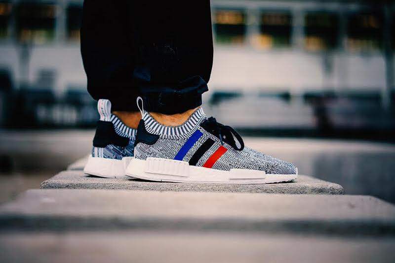 """adidas NMD R1 """"Tri-Color"""" Pack"""