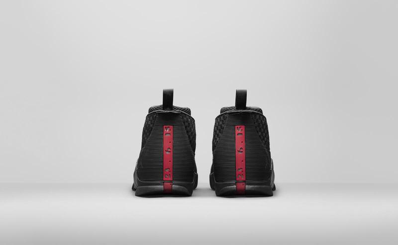 """Air Jordan 15 """"Stealth"""""""