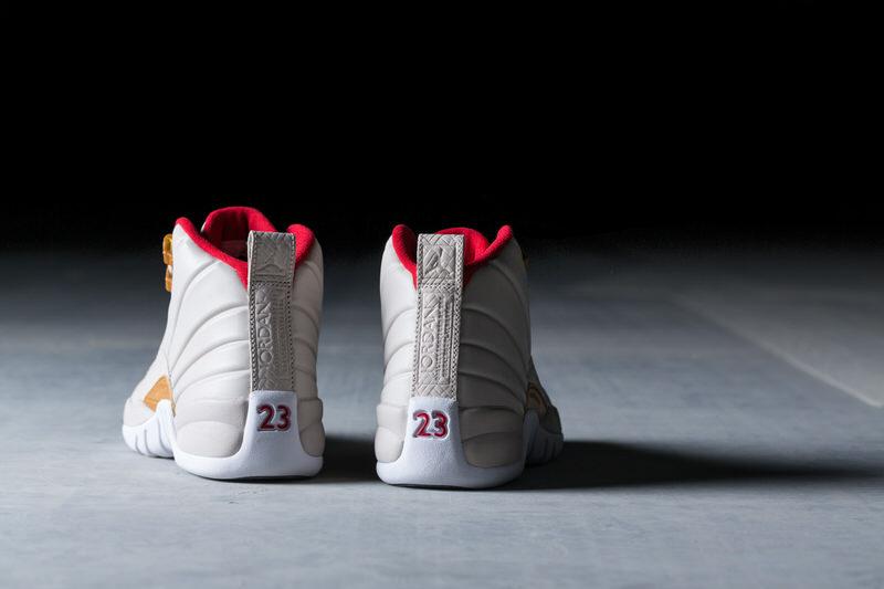 "Air Jordan 12 GG ""Chinese New Year"""