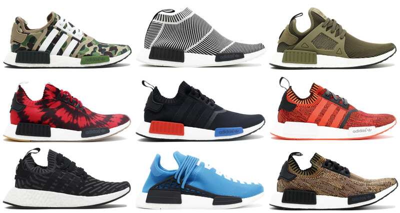 BoostWeek A Complete Guide to the adidas NMD Franchise
