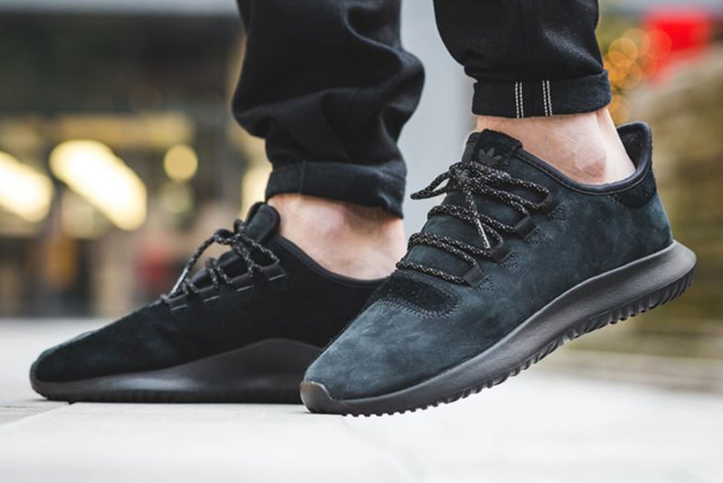 Adidas Tubular Shadow Black Mens