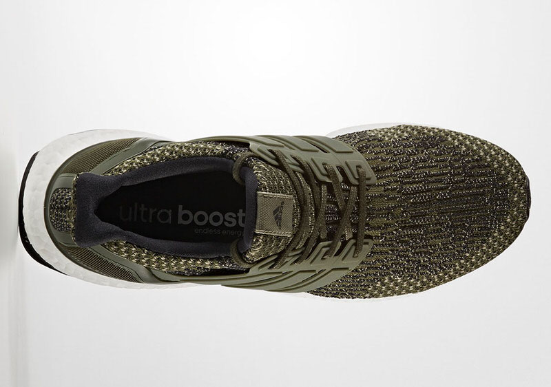 Adidas Ultra Boost Olive Ltd