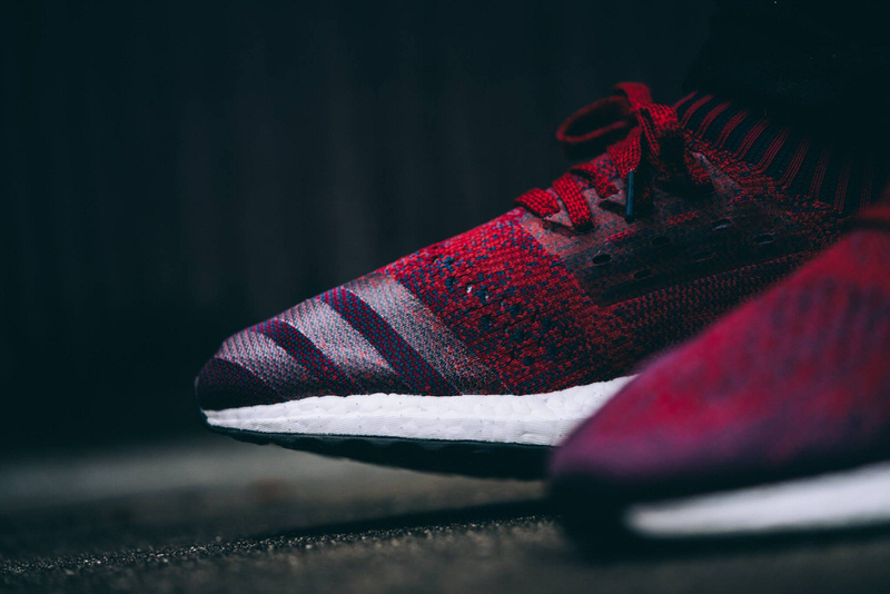 Adidas Boost Uncaged Mystery Red