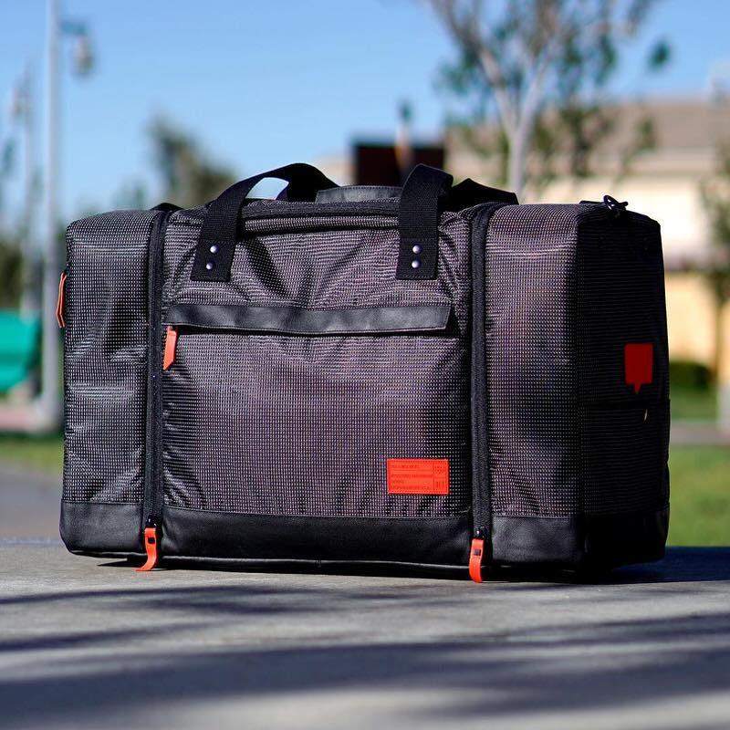 61d9b34291 ... Bag - Black Nice Kicks x HEX Sneaker Duffel Nice Kicks ...