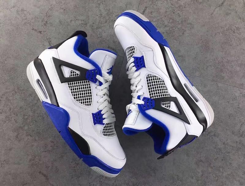 """Air Jordan 4 """"Motorsports"""""""