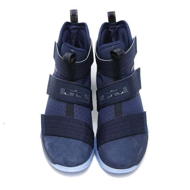 Nike LeBron Soldier 10 Suede Toe