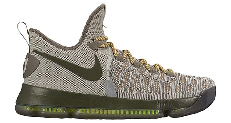 "Nike KD 9 ""Cargo Green"""