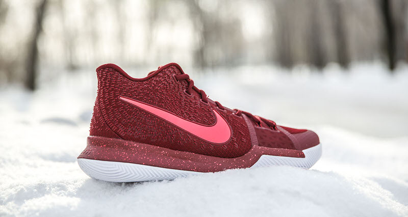 new style fb768 c9387 ... italy nike kyrie 3 hot punch detailed look nice kicks 9a626 a6250