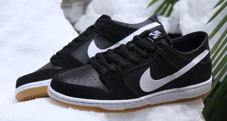 Nike SB Dunk Low Pro Black/Gum