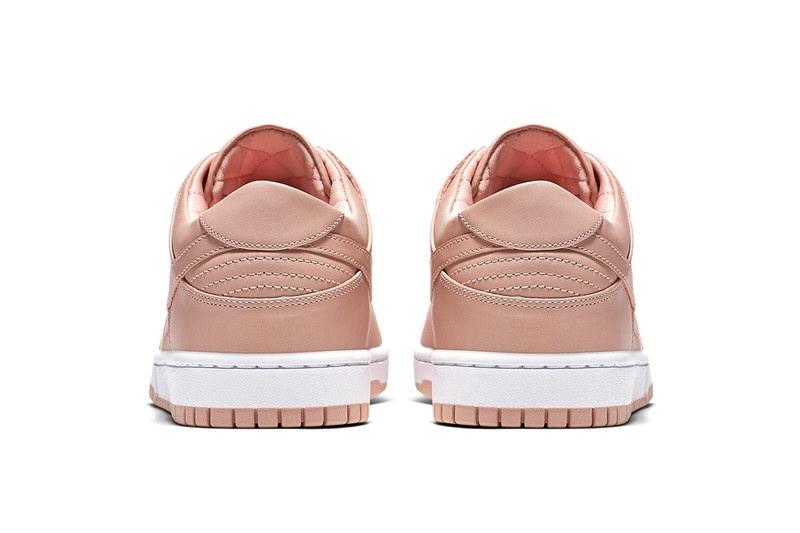 "NikeLab Dunk Luxe Low ""Arctic Orange"""