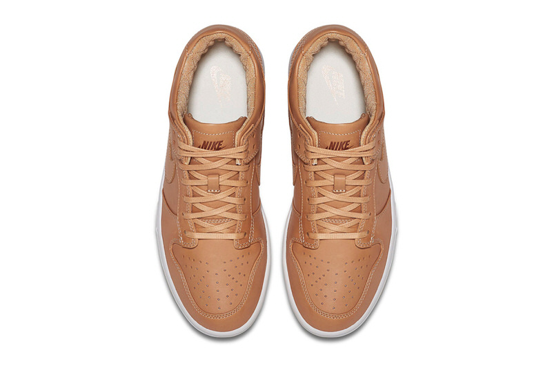 """NikeLab Dunk Luxe Low """"Vachetta Tan"""""""