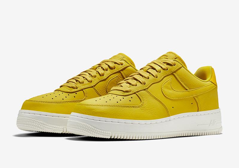 "NikeLab Air Force 1 Low ""Citron"""