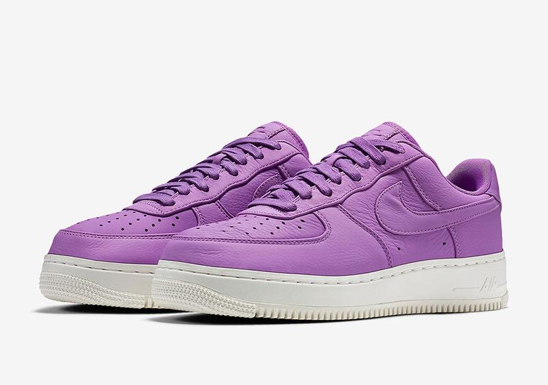 Nike Air Force 1 Low Purple Stardust 905618 500