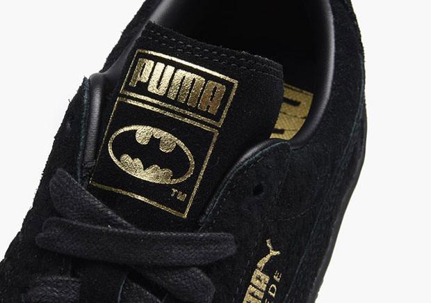"PUMA Suede ""Batman"""