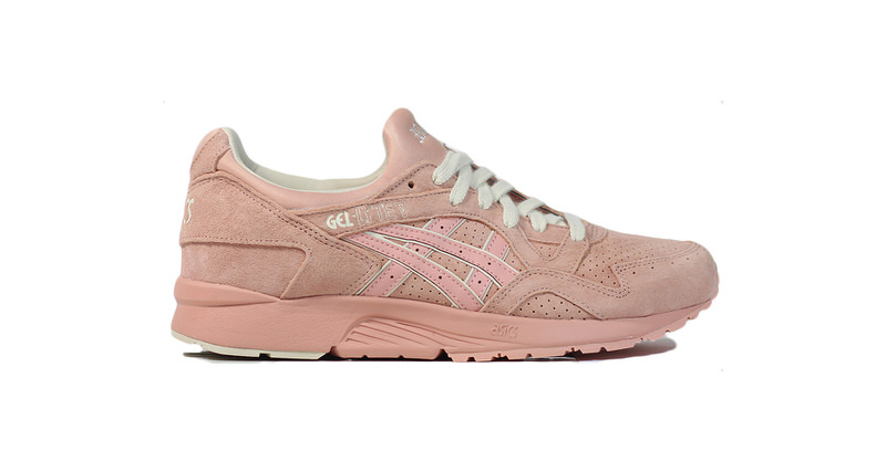 asics continues strawberries cream theme with gel lyte. Black Bedroom Furniture Sets. Home Design Ideas