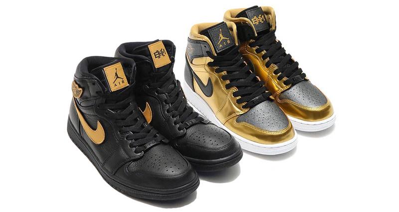 "Air Jordan 1 ""BHM"" Collection"