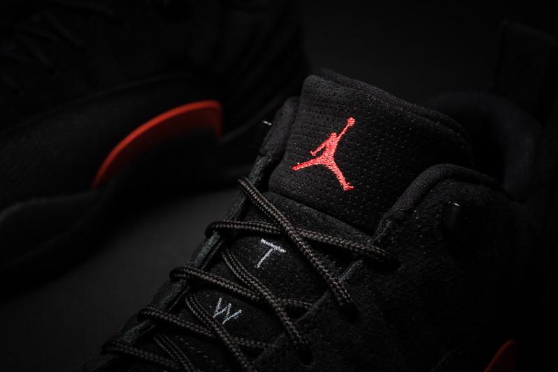 """Air Jordan 12 Low """"Max Orange"""""""