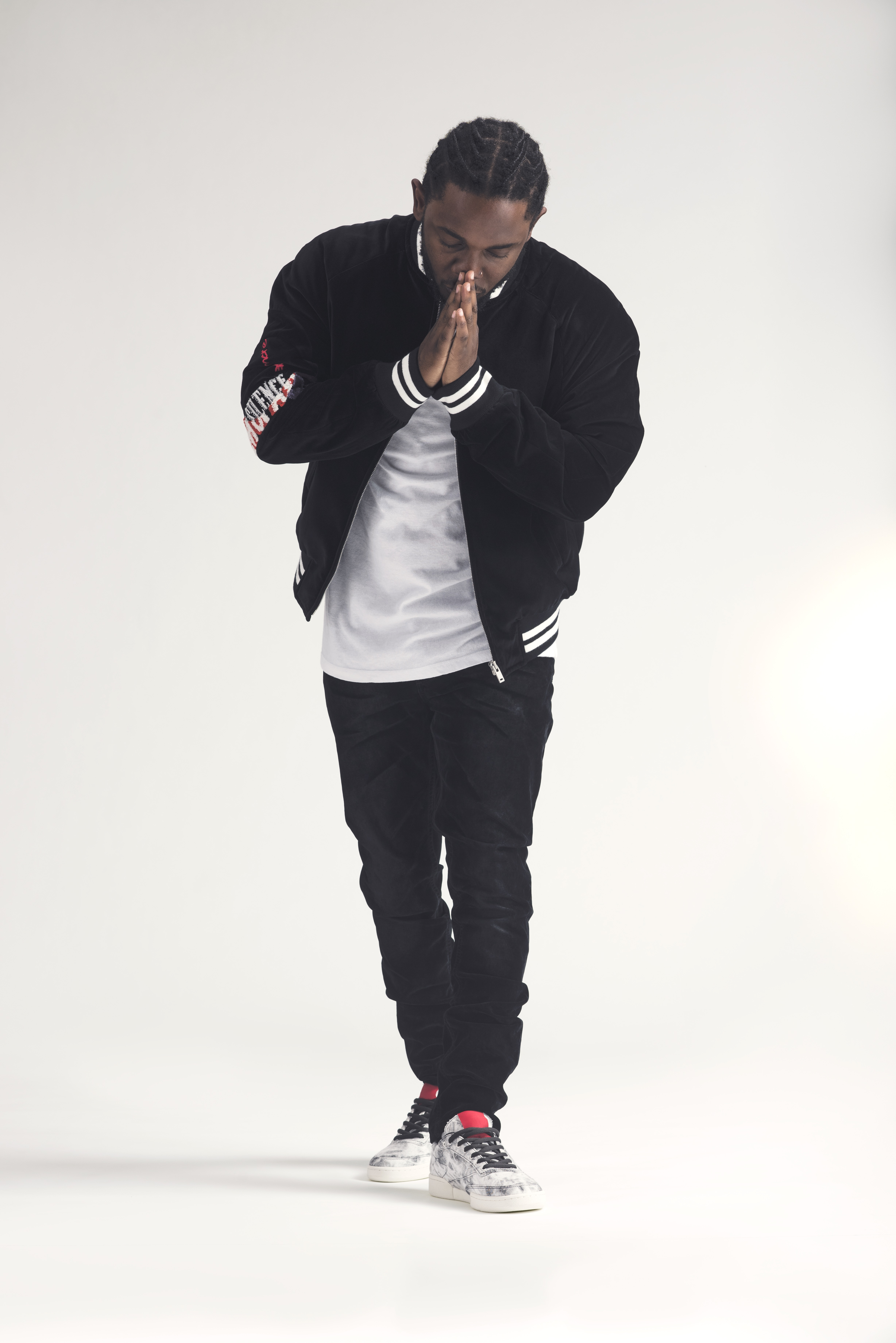 Kendrick Lamar x Reebok Club C