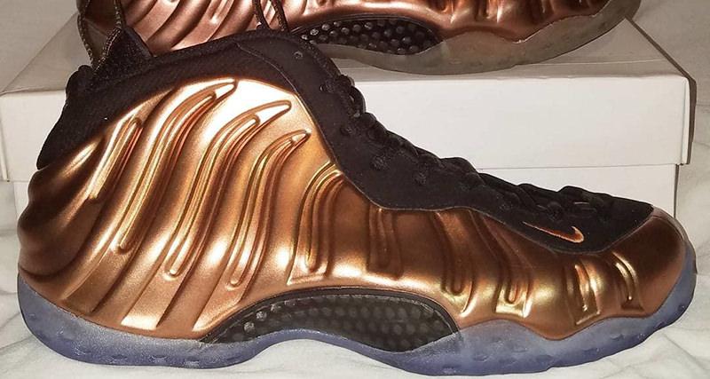 "Nike Air Foamposite One ""Copper"""