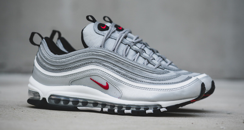 nike air max 97 silver bullet releasing again next. Black Bedroom Furniture Sets. Home Design Ideas