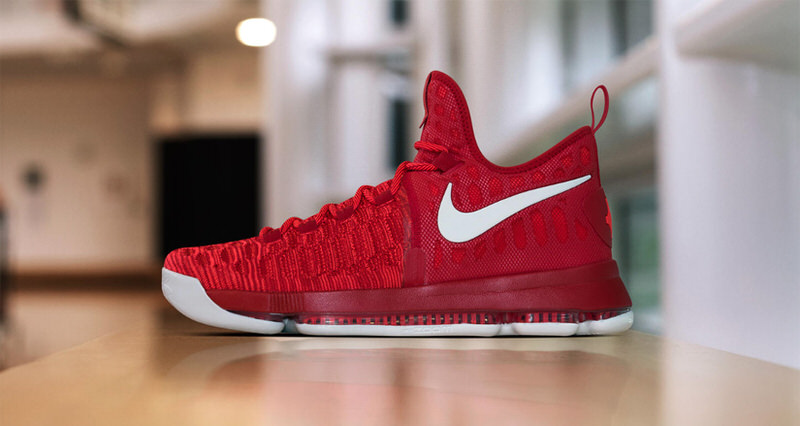 The Nike KD 8 Elite Is A Super High Collar Banger