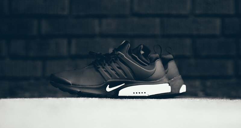 nike presto utility low black white available now nice kicks. Black Bedroom Furniture Sets. Home Design Ideas
