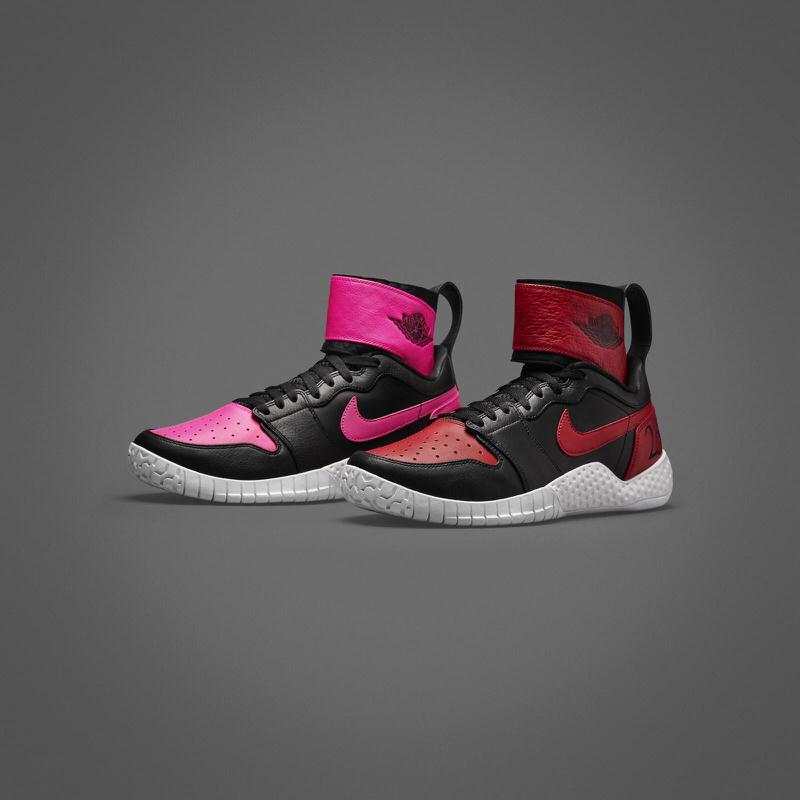 Serena Williams x NikeCourt x Jordan Brand Collection