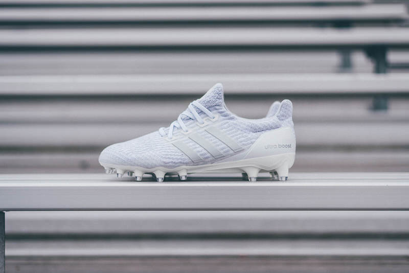 """adidas Ultra Boost Cleat """"Triple White"""""""