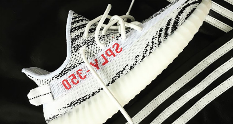 All Sizes Yeezy boost 350 v2 'Zebra' infant sizes Restock
