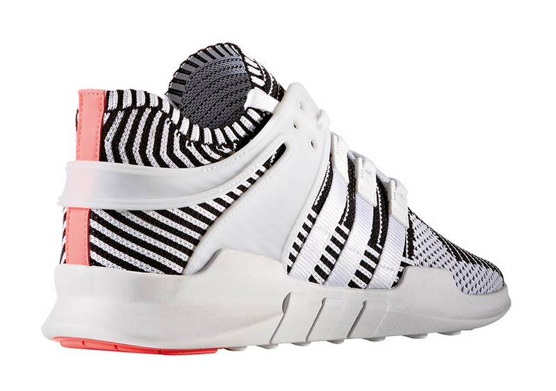 Adidas Eqt Primeknit Black And White