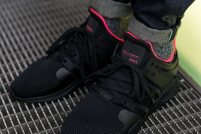 Adidas EQT Support Refine 93/17 Turbo Core Black Equipment