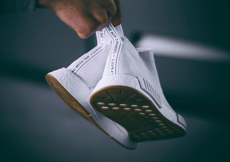 adidas NMD City Sock White/Gum
