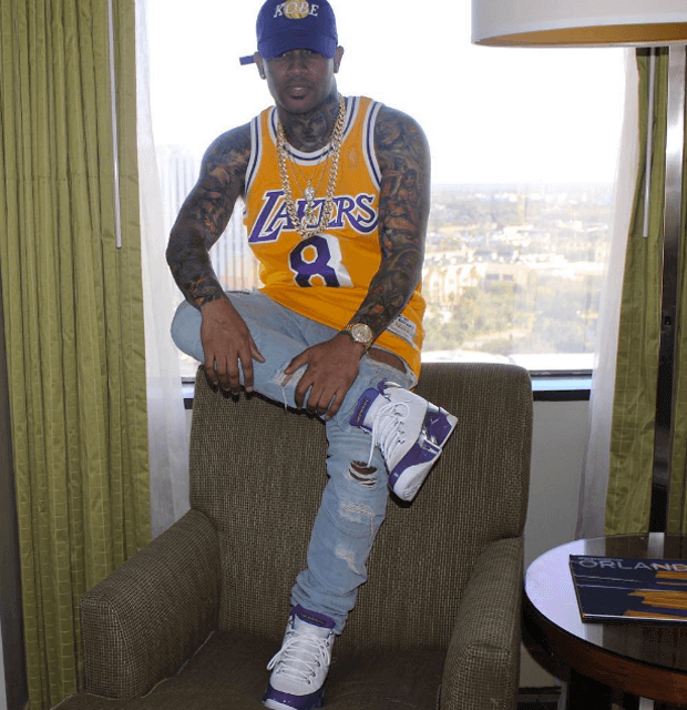 "Conceited in the Air Jordan 9 ""Kobe"""