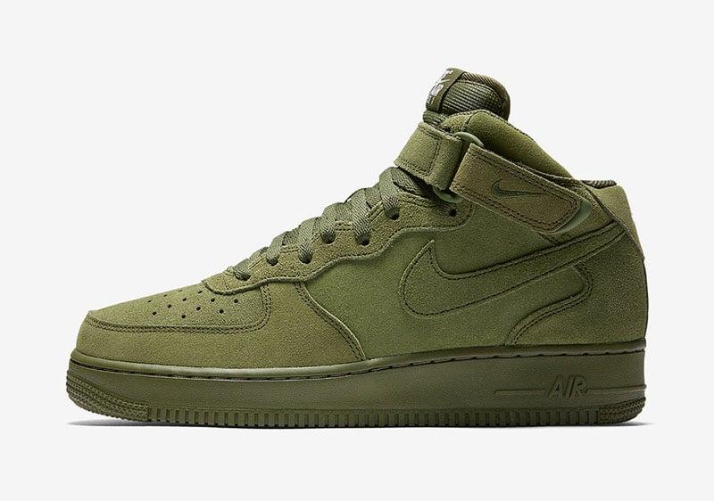 buy online top brands wholesale online Nike Air Force 1 Mid Returns in