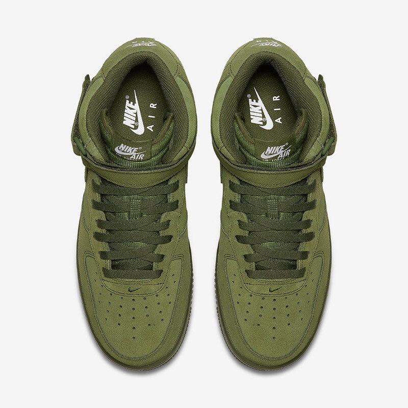 air force 1 mid olive