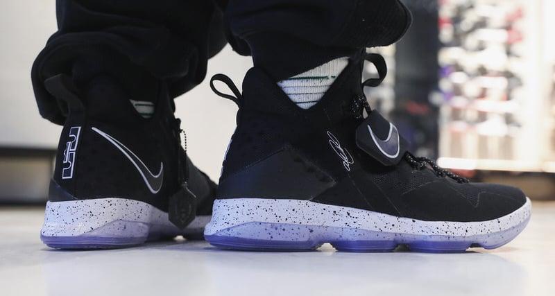 """Nike LeBron 14 """"Black Ice"""""""