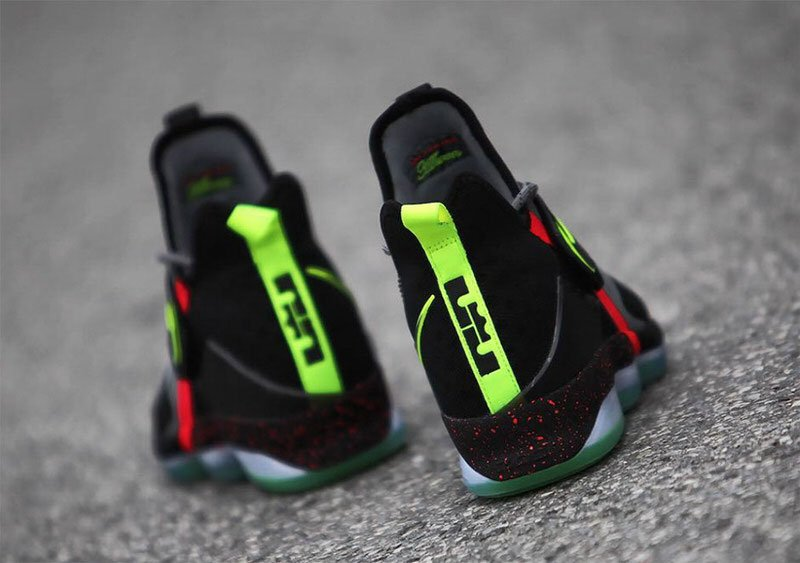 Take Another Look at the Nike LeBron 14