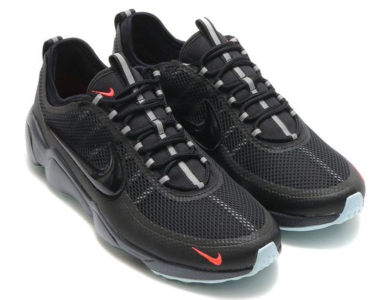 Nike Zoom Spiridon Ultra Black/Bright