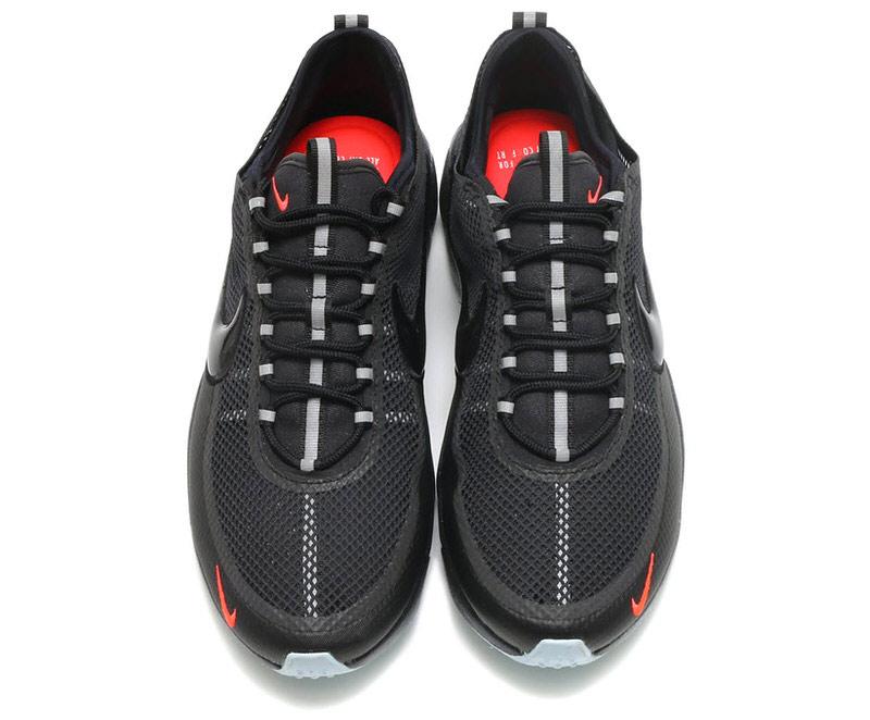 Nike Zoom Spiridon Ultra Black/Bright Crimson