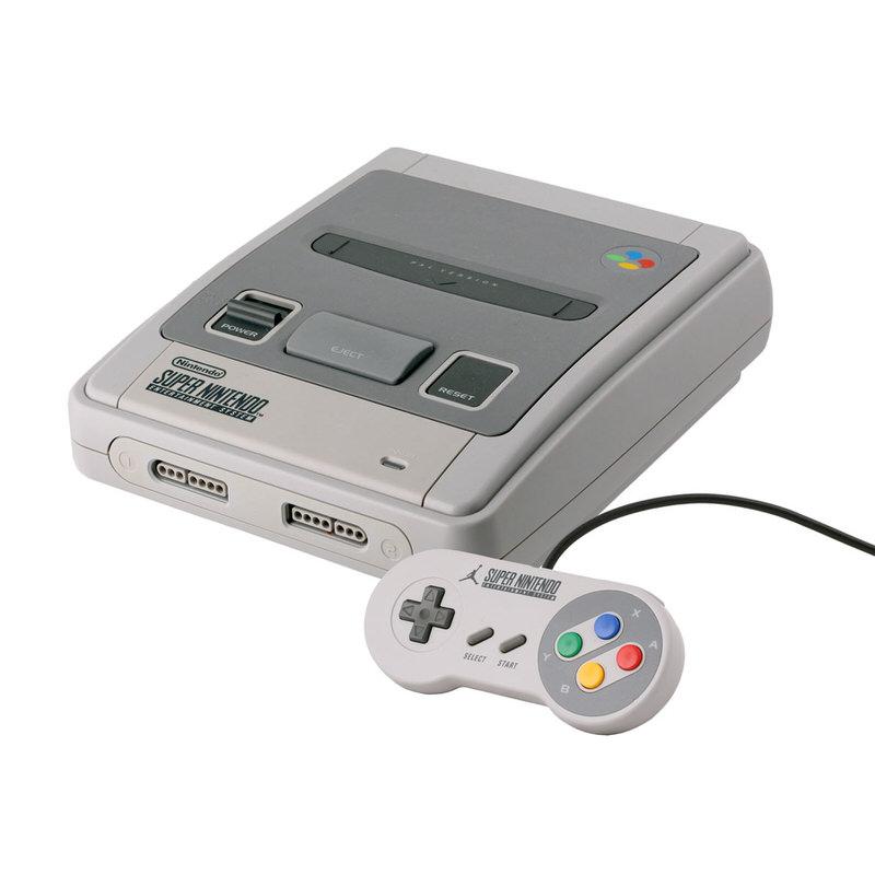 """Air Jordan 4 """"Super Nintendo"""" Custom by Freaker Sneaks"""