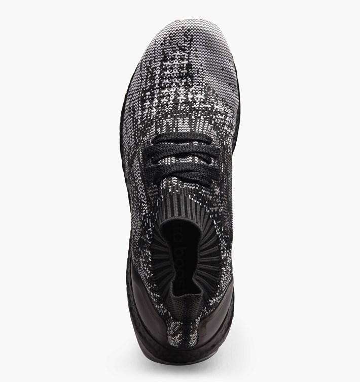 adidas Ultra Boost Uncaged Black/White